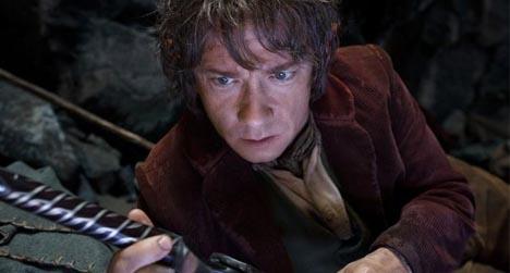É hora de acompanhar Bilbo em uma de suas grandes aventuras na Terra Média.